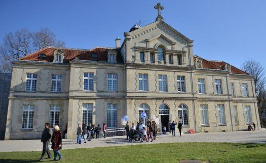 chateau Ladoucette Drancy