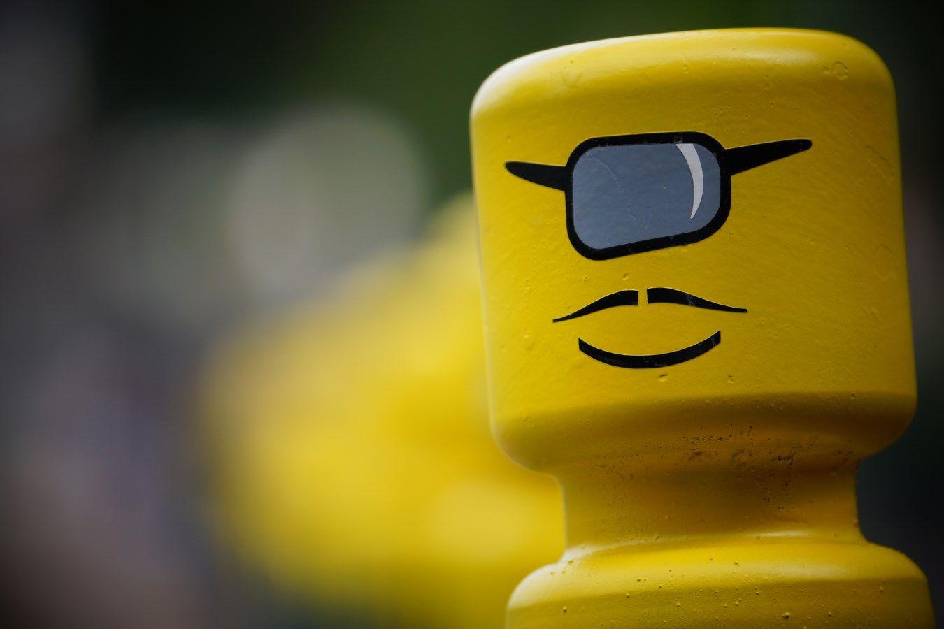 Le Cyklop Pantin Lego