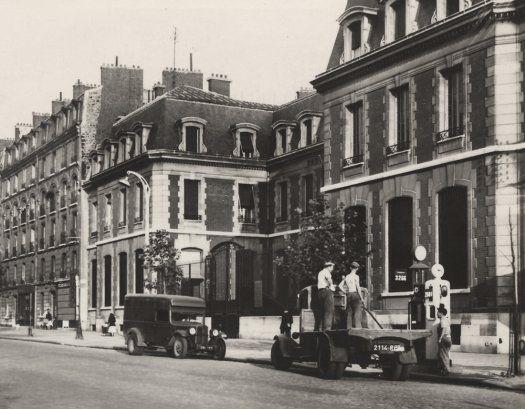 L'hôtel de la Banque de France à Pantin