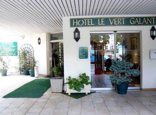 hotel le vert galant paris reviews
