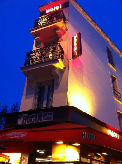 Café Hôtel de l'avenir à Saint-Ouen