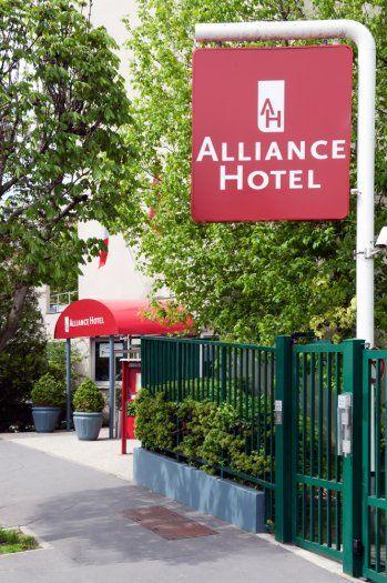 Alliance hotel paris porte de saint ouen - Hotel paris porte de saint ouen ...