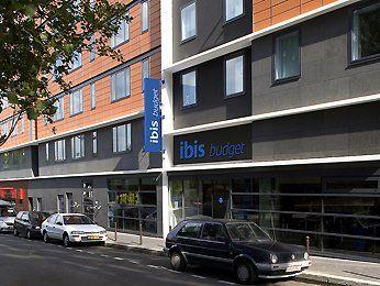 H tel ibis budget paris porte de la chapelle - Ibis budget porte chapelle ...
