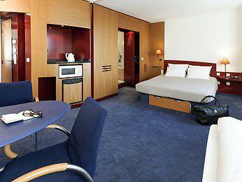 Suite Novotel Roissy Paris Nord 2 - Chambre double