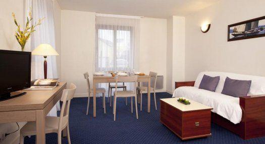 Hôtel Appart City Cap Affaires Blanc-Mesnil