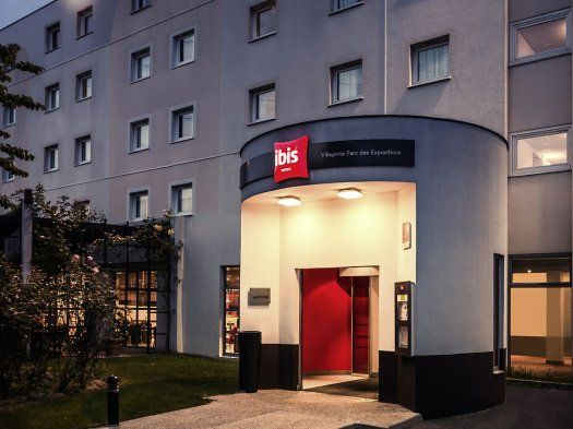 H tel ibis paris villepinte parc des expositions centre d for Salon de villepinte