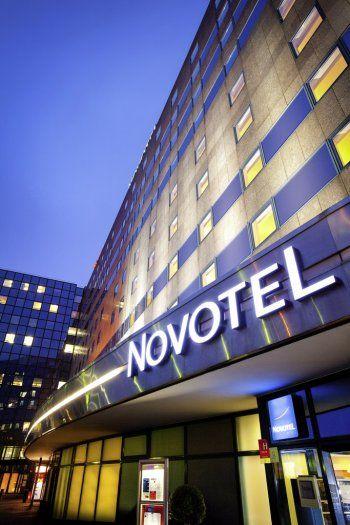 Hôtel Novotel Marne la Vallée