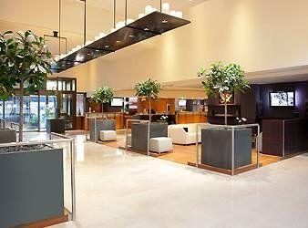 Novotel Paris Halles - réception