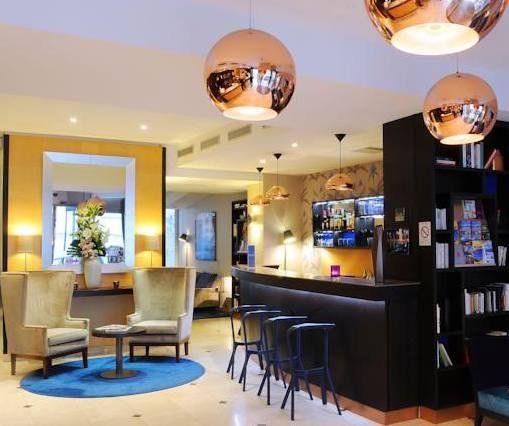 Hôtel Mercure Sorbonne Paris - bar