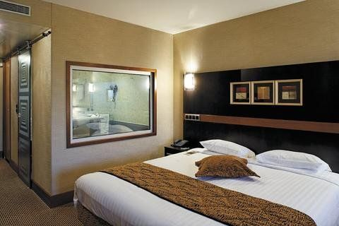 Radisson Blu Hotel CDG Airport chambre