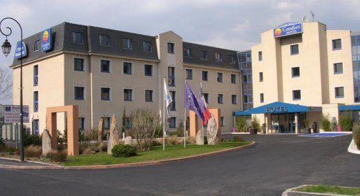 Comfort Hotel Roissy Aeroport CDG