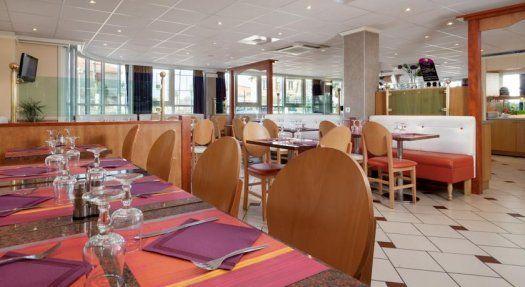Comfort Hotel Roissy Aeroport CDG restaurant
