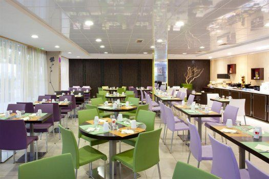 Hotel Holiday Inn Express Paris Canal de la Villette - restaurant