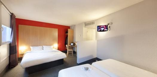 B b h tel paris st denis pleyel pr s du stade de france for Super hotel paris