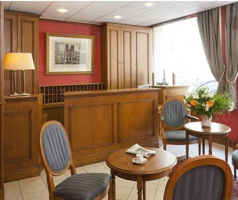 Hôtel Brésil - Paris - réception