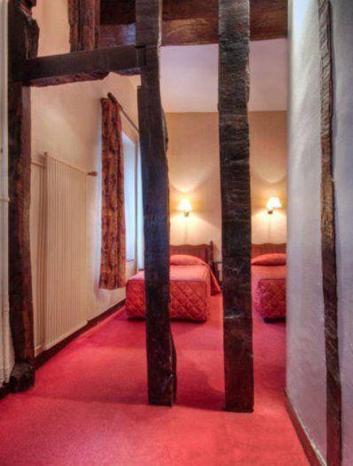 Hôtel de Senlis à Paris Luxembourg- chambre