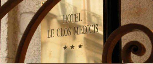 Hôtel le Clos Médicis - Paris - plaque 3 étoiles
