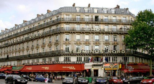 Hotel Mercure Paris Terminus Nord Paris France