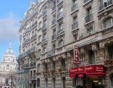 hotel Best Western Trianon rive gauche Paris
