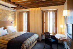 Select hôtel Paris  - chambre
