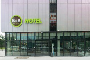 BB Hotel Paris Porte Des Lilas - Bandb hôtel paris porte de la villette paris