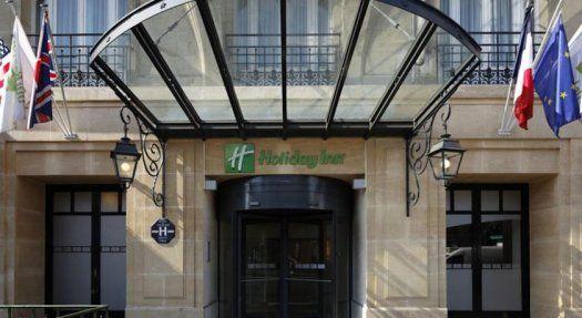 Hôtel Holiday Inn Gare de l'Est