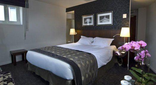 Hôtel Holiday Inn Gare de l'Est chambre