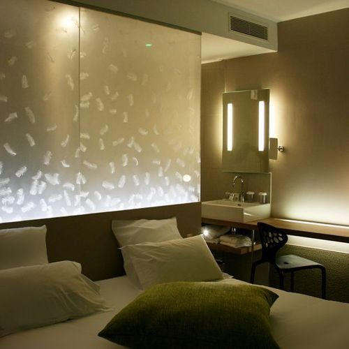 Best Western Hotel Faubourg Saint Martin chambre