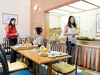 Hôtel Ibis Canal Saint-Martin Paris Jemmapes - cafétaria