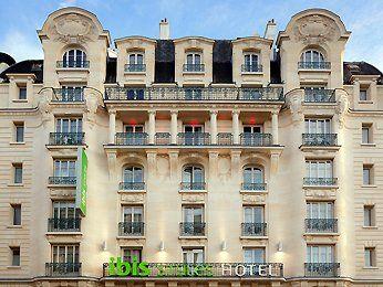 Hôtel Ibis Styles Paris Gare du Nord TGV