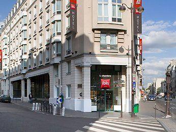 Hôtel Ibis Paris Gare du Nord Château Landon