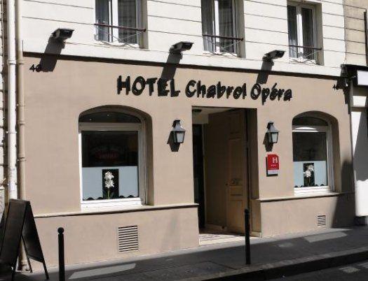 Hôtel Chabrol Opéra