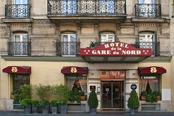 Hôtel de la Gare Du Nord