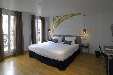 Eurostars Panorama Hotel chambre