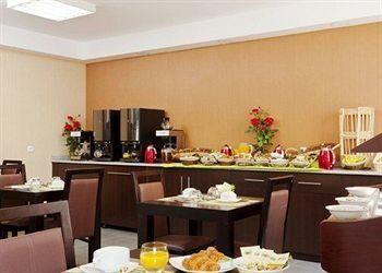 Comfort Hotel Bobigny Paris Est petit déjeuner