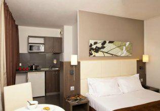 Appart 39 h tel ou chambre d 39 h tel au mois paris et 93 for Appart hotel rosas