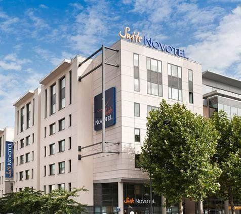Suite Novotel Saint-Denis - facade