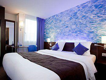 Hôtel Ibis Styles Fontenay chambre bleue