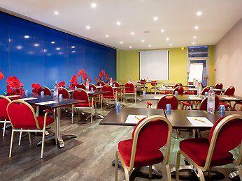 Hôtel Ibis Styles Fontenay salle de réunion
