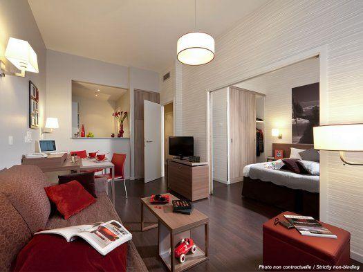 Adagio city apart hotel paris vincennes pr s du bois et for Appart hotel birmingham