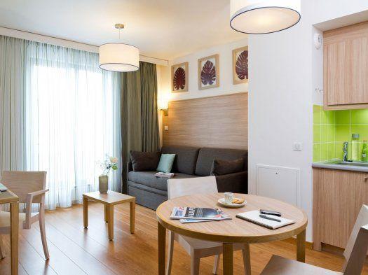 Apparthotel Adagio Paris Vincennes salon