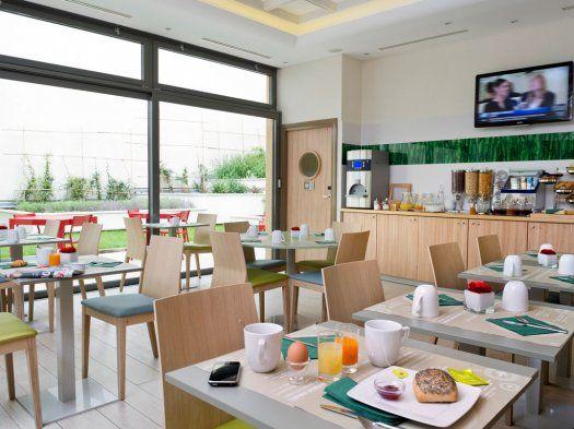 Apparthotel Adagio Paris Vincennes restaurant