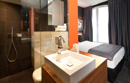 Fred Hotel Paris chambre bis
