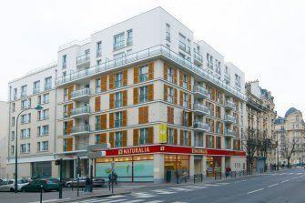Appart\'Hôtel Clichy La Garenne, sur la ligne 13 du métro parisien