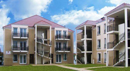Appart Hôtel Roissy Village