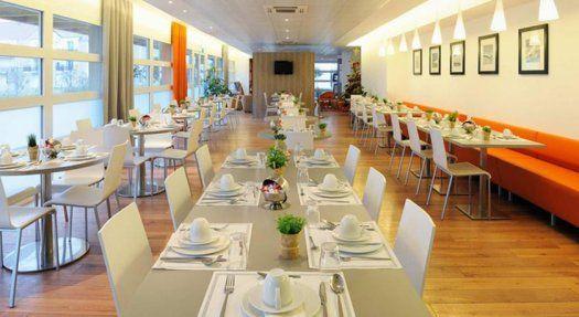 Appart Hôtel Roissy Village restaurant