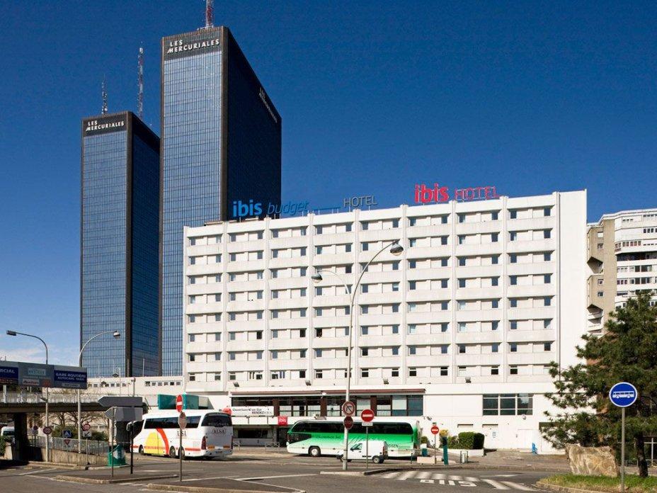 Hotels Ibis et Ibis Budget à Bagnolet