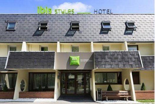 Hôtel Ibis Styles parc expo de Villepinte - facade