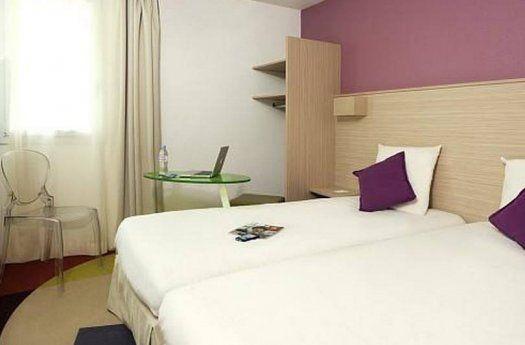 Hôtel Ibis Styles parc expo de Villepinte - chambre
