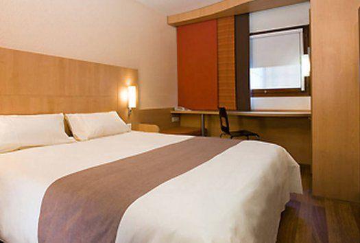 hôtel Ibis Le Bourget la Courneuve - chambre
